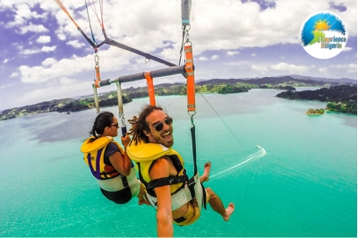 Parasailing for two people - Sunny beach