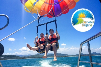 Parasailing for two people - Albena
