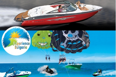 "ADVENTURE PACKAGE ""SPEED BOAT TRIP + PARASAILING"""