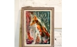 """Подарете изкуство! - Картината """"Полярна лисица"""" на Дари Савова"""