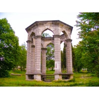Дервишкият манастир - текето в Оброчище