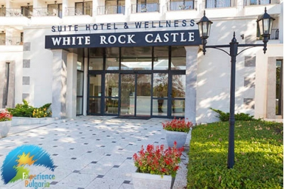 На парти в White Rock Castle Suite Hotel & Spa, гр. Балчик