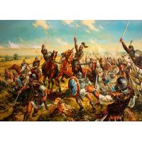 Историческата битка край местността Онгъла