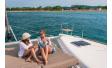 Dolce Vita по вода – еднодневен яхтен круиз с луксозен катамаран (за до 15 човека)