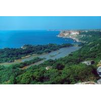Древни останки край Тауклиман-в близост до нос Калиакра