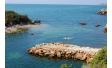 Разходка с лодка в залива Болата, Калиакра, Зеленка и Дълбока