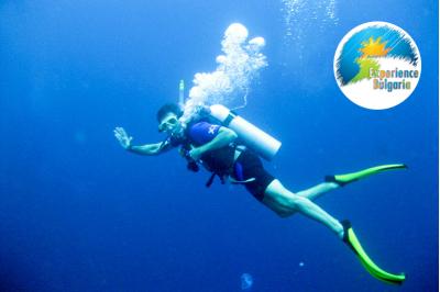 Гмуркане с акваланг за сертифицирани водолази
