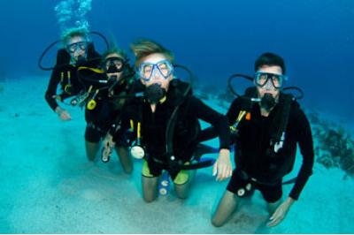 Почивка на море с уроци по водолазно гмуркане + сертификат за водолаз!