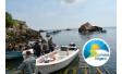 """Разходка с лодка за четиримa от Тюленово до """"Тюленовата пещера"""" и """"Скалните манастири"""""""