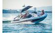 Speed boat пътешествие до нос Калиакра