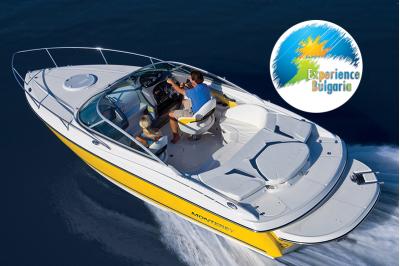 30-минутно Speed Boat приключение в Балчик