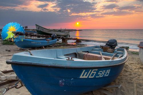 Разходка с лодка в залива Болата, Русалка и Яйлата